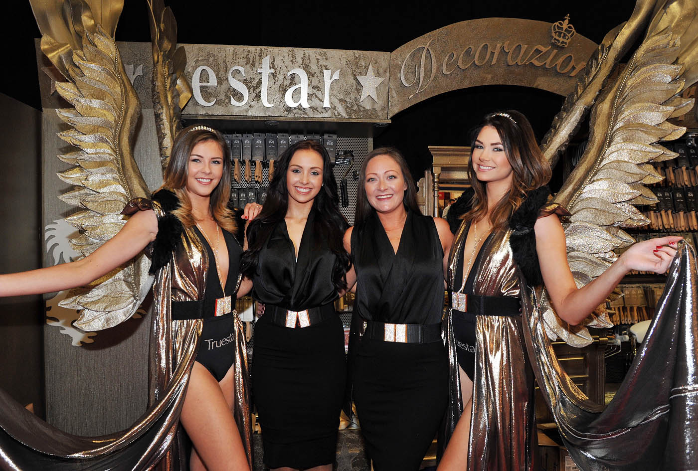 National Painting and Decorating Show - Truestar angels - Information for Exhibitors