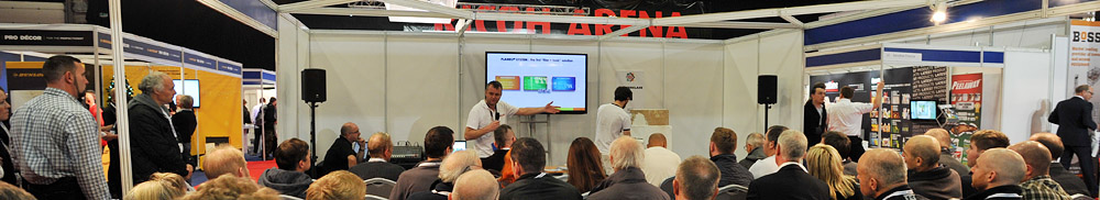 National Painting and Decorating Show, Masterclass Programme