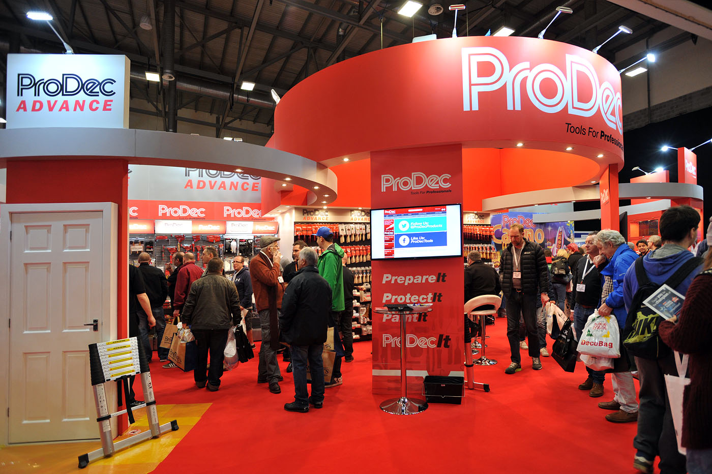 National Painting And Decorating Show ProDec