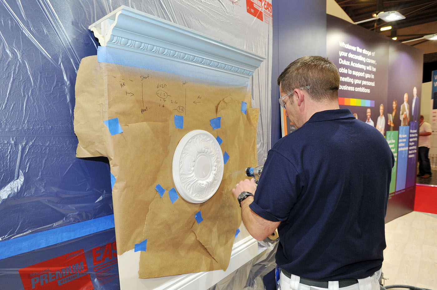 National Painting and Decorating Show Masterclass